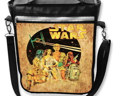 Bolsa notebook Star Wars Retrô