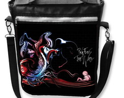 Bolsa Notebook Pink Floyd The Wall