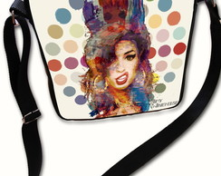 Bolsa Amy Winehouse Colorê
