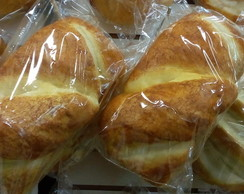 Pão artificial Brioche