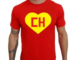 Camiseta Chapolin Chaves