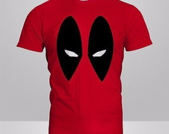 Camiseta Deadpool Super Herois