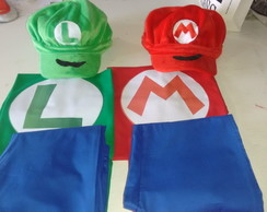 Kit Familia ( Mario Bros)
