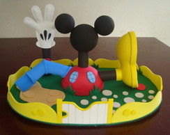 Casinha do mickey media