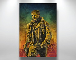 Placa Decorativa Mad max