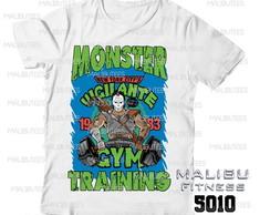 Camiseta Masculina Academia Vigilante  e1b9280d39f