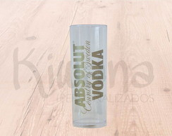 COPOS LONG DRINK PERSONALIZADO VODKA