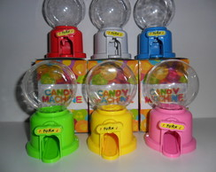 10 Mini Baleiro Candy Machine 10cm