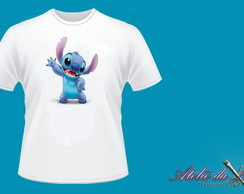 Camiseta - Lilo & Stitch