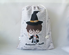 Saquinho Personalizado Harry Potter