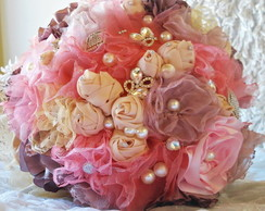 Bouquet de broches - Vintage