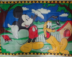 Painel Mickey TNT Gigante