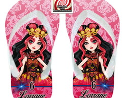 Lizzie Hearts Ever After High Chinelo