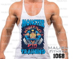 regata super cavada monster wolverine