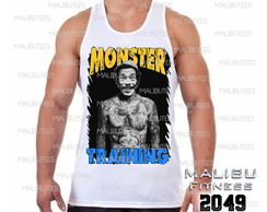 regata masculina monster madruga tatuado