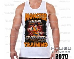 regata masculina ihave dragon ball z gym