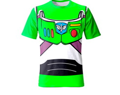 Camiseta Adulto do Buzz