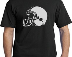 19feb0ebd5 ... Camiseta capacete futebol americano 2