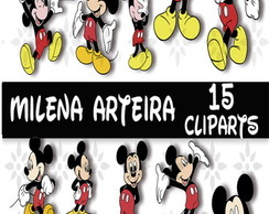 cliparts Mickey