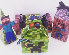 Kit personalizado minicraft