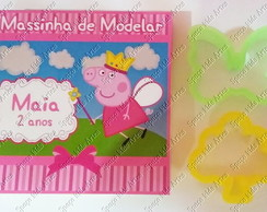 Kit Massinha Peppa Pig