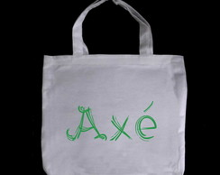 "Eco Bag ""Axé"""