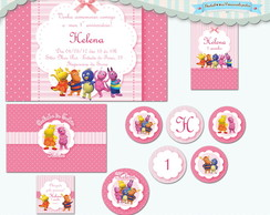 Kit Festa Infantil Backyardigans I