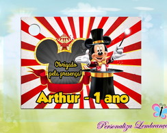 Tag - Circo do Mickey