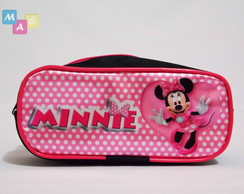 Estojo Minnie Mouse- Pronta Entrega!