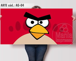 Painel Tema Angry Birds