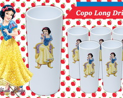 Copo Long Drink - Branca de Neve