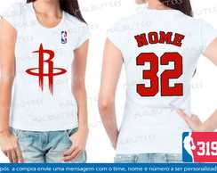 baby look basquete rockets