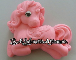 Sabonete Poney - My Little Pony Cavalo Cavalinho