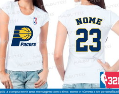 baby look basquete pacers