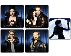Ímãs Once Upon a Time Pack 10 und