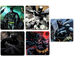 Ímãs Batman DC Comics Dark Pack 10 und
