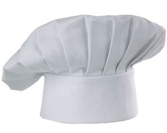 chapeu mini chef