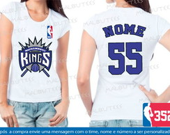 baby look basquete kings