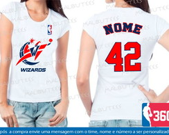 baby look basquete wizards