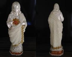 02dd52452 Sagrado Coração de Jesus Biscuit - 29 Cm no Elo7