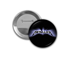 Botton Metallica - 4,5cm
