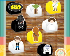 Forminha Star Wars