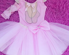 Tutu Bailarina + Collant Customizado