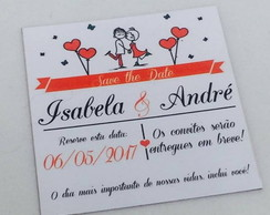 Imã Save the Date