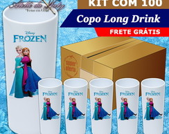 Copo Long Drink - Frozen