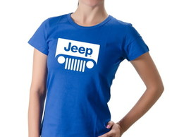 Camiseta Carros & Cia - Camiseta Jeep