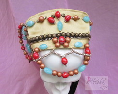 Headpiece tribal