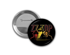 Botton ZZ Top - 4,5cm