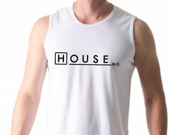 Camiseta Filmes & Séries - Dr House