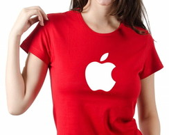 Camiseta Geek & Nerd - Geek Apple